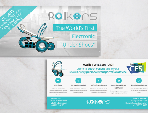 Rollkers -Flyer